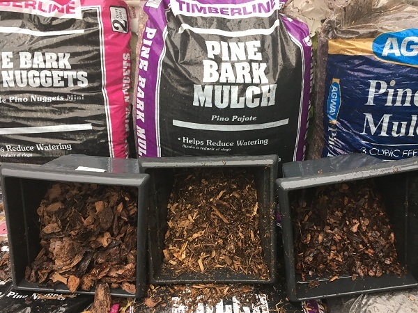 Pine Bark Vs Mulch