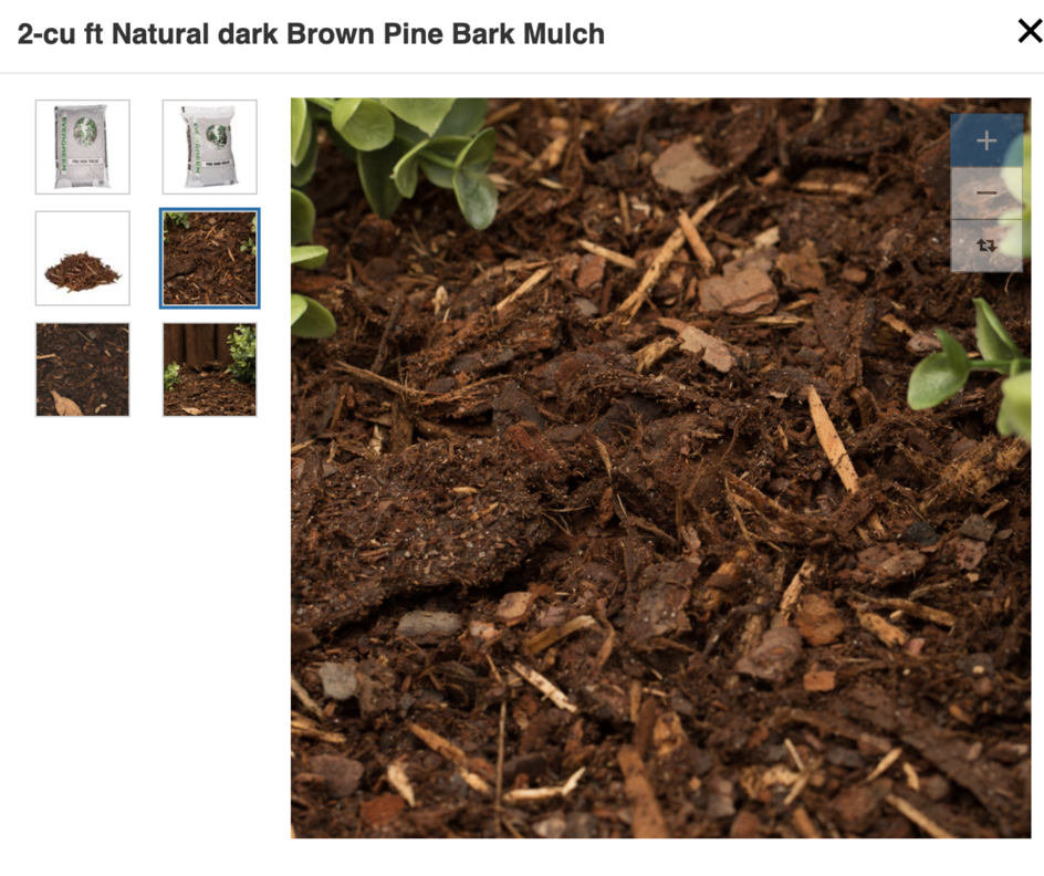 Pine Bark Vs Pine Bark Mulch Ourfigs Com